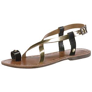 Pepe Jeans Sandalen Damen schwarz/goldfarben