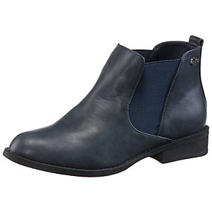 Buffalo Chelsea Boots Damen navy