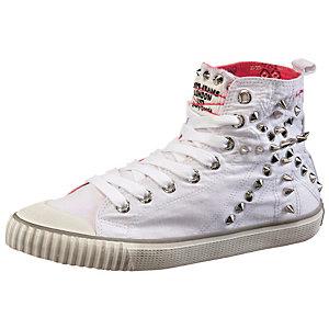 Pepe Jeans Sneaker Damen weiß