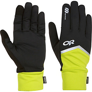 Outdoor Research Speed Sensor Outdoorhandschuhe schwarz/grün