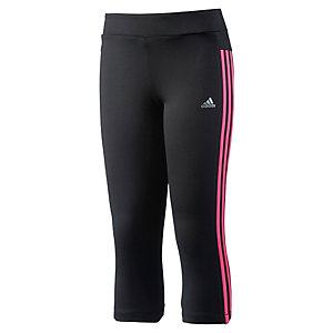 adidas Lauftights Mädchen schwarz/pink