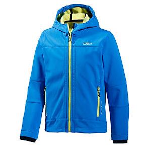 cmp softshelljacke jungen blau gelb im online shop von sportscheck kaufen. Black Bedroom Furniture Sets. Home Design Ideas