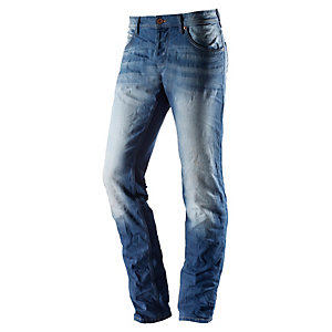 TOM TAILOR Slim Fit Jeans Herren used denim
