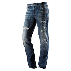LTB Joshua Slim Fit Jeans Herren destroyed denim