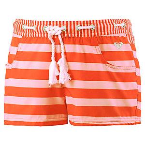 Roxy Badeshorts Mädchen orange/koralle