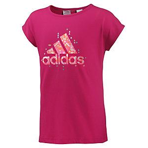 adidas T-Shirt Mädchen pink