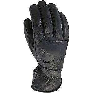 Black Diamond Kingpin Lederhandschuhe schwarz