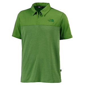 The North Face Technical Polo Funktionsshirt Herren grün