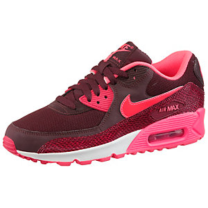 Nike Air Max 90 Damen Bordeaux paquet