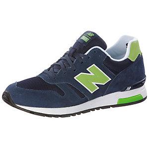 NEW BALANCE Core + Sneaker Herren blau