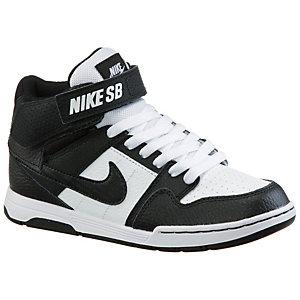 Nike Mogan Mid 2 Sneaker Jungen schwarz/weiß