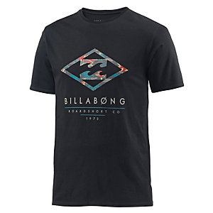 Billabong Sapris SS T-Shirt Herren schwarz