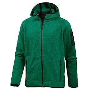 CMP Strickfleece Herren grün