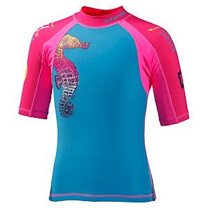 Chiemsee Funktionsshirt Mädchen hellblau/pink