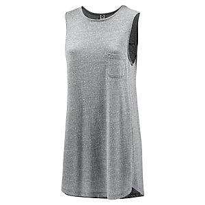 Roxy Muscle Rock Jerseykleid Damen graumelange