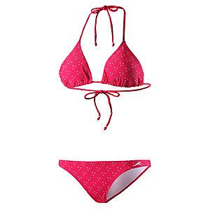 Maui Wowie Triangelbikini Damen pink/weiß