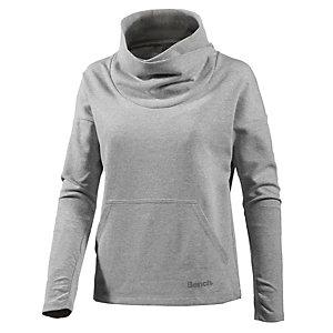 Bench Miyah Sweatshirt Damen graumelange