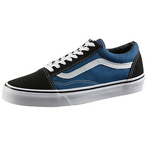 vans old skool skaterschuhe blau im online shop von. Black Bedroom Furniture Sets. Home Design Ideas