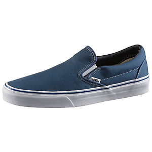 Vans Classic Slip On Slipper blau