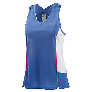 The North Face Go To Distance Tanktop Damen blau