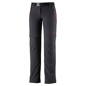 CMP Zipphose Mädchen anthrazit/pink