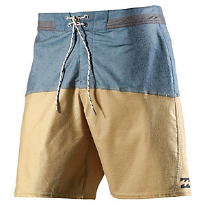 Billabong Shifty Pcx Boardshorts Herren blau/ocker