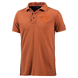 PME LEGEND Poloshirt Herren orange