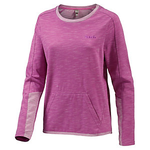 Bench Groundcrew Sweatshirt Damen pink