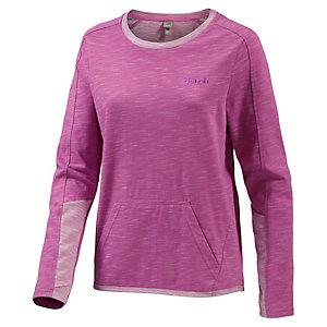 Bench Groundcrew Sweatshirt Damen pink