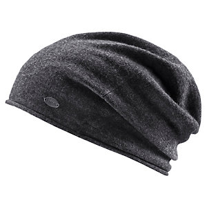 TOM TAILOR Beanie Damen dunkelgrau