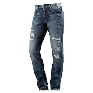 LTB Justin Straight Fit Jeans Herren blau