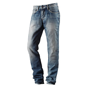 Pepe Jeans Cash Straight Fit Jeans Herren used denim