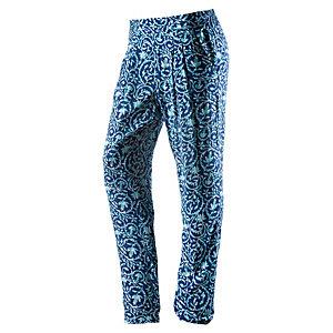 Pepe Jeans Printhose Damen blau/hellblau
