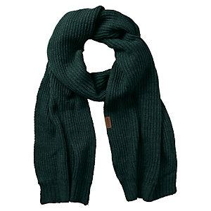 Brekka Milano Schal dunkelgrün