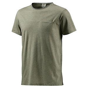 Bench T-Shirt Herren oliv