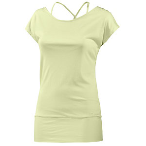 Bench Layershirt Damen hellgelb