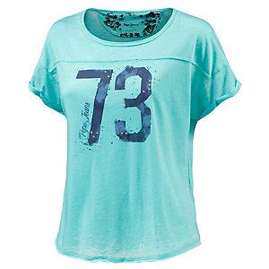 Pepe Jeans T-Shirt Damen hellblau