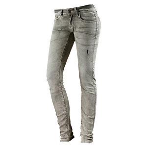 G-Star Lynn Skinny Fit Jeans Damen grau