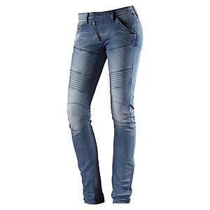 G-Star 5620 Zip Skinny Fit Jeans Damen used denim