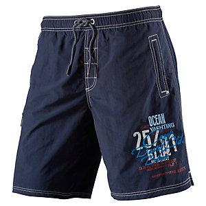 camp david badeshorts herren blau im online shop von