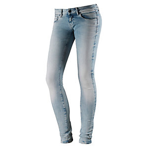 G-Star 3301 Low Skinny Fit Jeans Damen light denim
