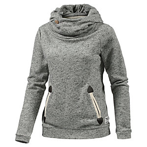 iriedaily Turtle Space Sweatshirt Damen grau