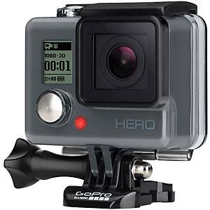 GoPro HERO Kamera grau