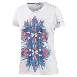 Pepe Jeans T-Shirt Damen weiß