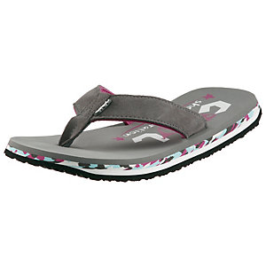 CoolShoe Eve Slight Zehensandalen Damen grau/pink