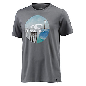 O'NEILL Look Back T-Shirt Herren grau