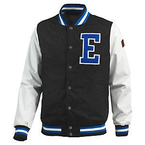 Element Taylor Collegejacke Herren schwarz/weiß