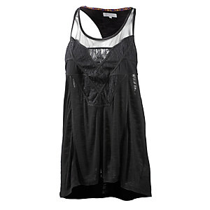 Element Dhalia Tanktop Damen schwarz
