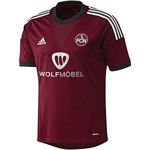 adidas 1. FCN 14/15 Heim Fußballtrikot Kinder rot