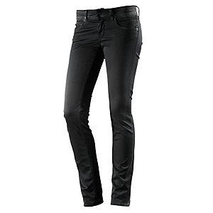 Pepe Jeans New Brooke Skinny Fit Jeans Damen black denim